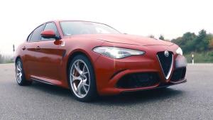 Giulia高速狂飙至289km/h