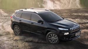 全新Jeep自由光广告