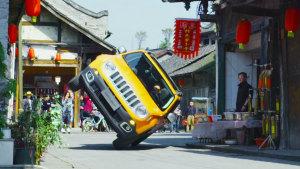 Jeep自由侠同级唯一9速四驱