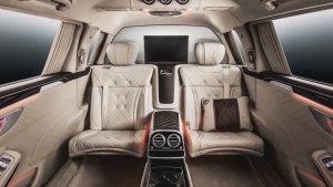 2018款奔驰迈巴赫S600