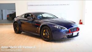 马丁V8 Vantage S红牛版