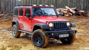 Jeep牧马人霸气越野