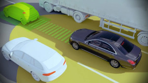 奔驰S级 智能车身控制系统