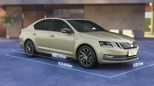 斯柯达新明锐 车型配置解析