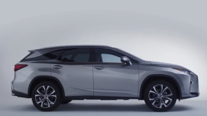 2018款雷克萨斯RX L 350
