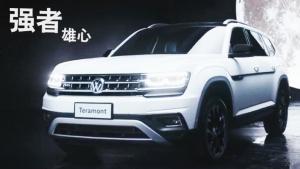 Teramont途昂极地版大型SUV