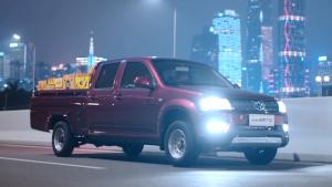 长安神骐F30产品视频
