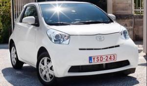 丰田电动车IQ EV1.3L