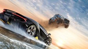 《极限竞速:地平线3》 豪车阵容强大