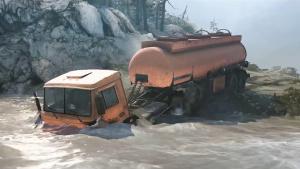 《旋转轮胎》新预告 跋山涉水暴力越野