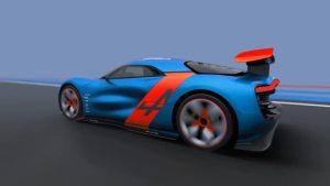 极速之选 雷诺Alpine A110跑车