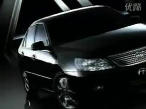 黑色比亚迪F6 性能展示官方宣传片