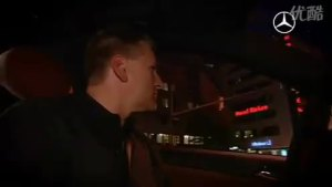 梅赛德斯奔驰CL级车夜间驾驶体验