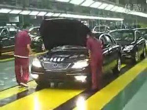 安徽合肥江淮宾悦整装厂内实拍