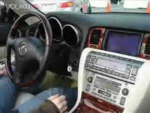 个性十足的驾乘体验 雷克萨斯SC 430