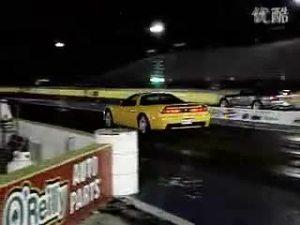 700匹单涡轮supra vs 奔驰SL65 AMG