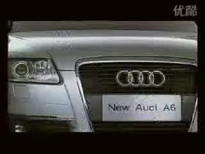 奥迪A6L走进中国全新电视广告合集