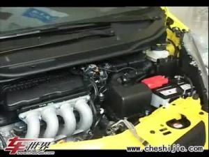 广州本田Honda新飞度Fit配置展示