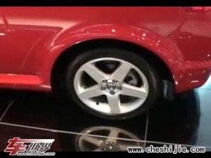 沃尔沃 C30个性运动版亮相广州车展