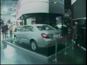 吉利二十三款新车亮相北京车展