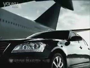 优美广告双龙主席-飞机与汽车篇