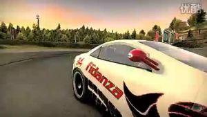 《极品飞车 进化时代》 精彩赛车视频