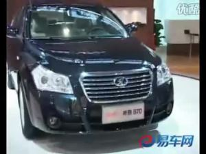 2009广州车展价值40万的红旗盛世
