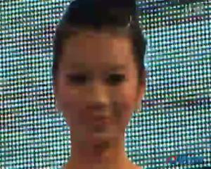 2009广州车展 天津一汽威姿车模