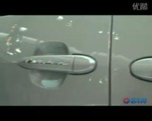 09广州车展老成持重的比亚迪M6