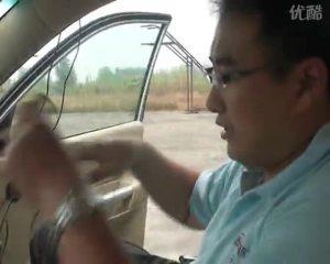 """""""易车测试""""五辆SUV场地测试纪实"""