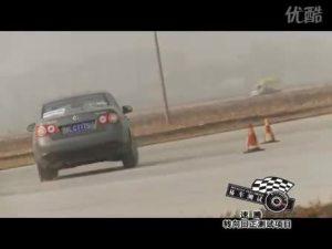 易车测试 一汽大众 速腾转向回正测试