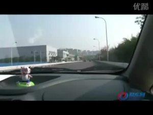 2010北京车展 长安奔奔MINI试驾会实录