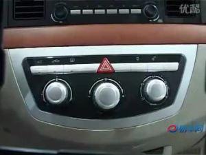 2010北京车展 力帆展台新车620EV
