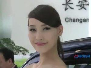 2010北京车展 铃木北斗星甜美模特