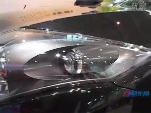 2010北京车展 雷诺拉古娜古贝亮相
