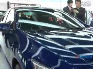 2010北京车展 东风本田思铂睿惊艳登场