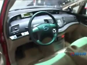 2010北京车展 比亚迪E6电动出租车版