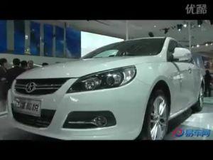 2010北京车展 江淮瑞丰高端车亮相