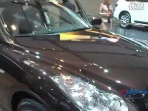 2010北京车展 英非尼迪EX25传递经典