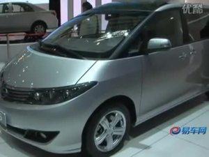 2010北京车展 自主品牌比亚迪M6