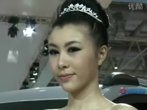 2010北京车展 北京汽车域胜007车模