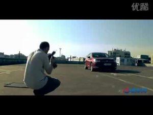 雪铁龙新C4实车视频曝光巴黎车展将首发