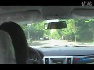 车友自拍 试驾2011款新骏捷视频