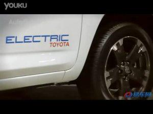 丰田RAV4 EV亮相2010洛杉矶车展