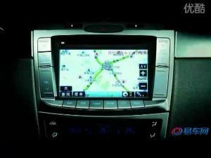 2010广州车展 奇瑞新配置瑞麒G5