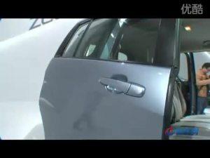 2010广州车展 进口新车马自达5