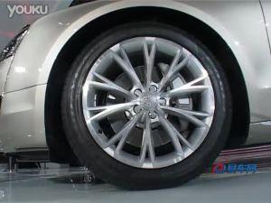 2010广州车展 奥迪全新新A8L震撼上场