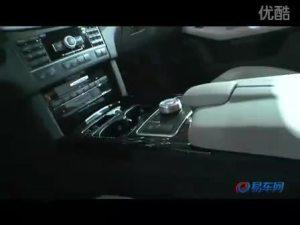 2010广州车展 北京奔驰加长E300L