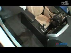 2010广州车展 起亚K5混合动力解剖模型