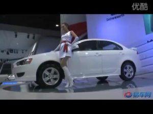 2010广州车展 东南三菱翼神致尚版
